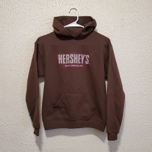 Hershey's Milk Chocolate Hoodie.